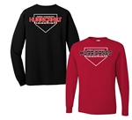 Hurricanes Long Sleeve Mens tee