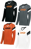 Level Up LADIES TRUHIT LONG SLEEVE JERSEY
