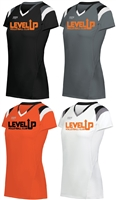 Level Up LADIES TRUHIT SHORT SLEEVE JERSEY