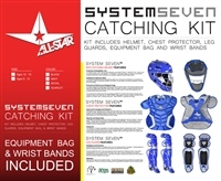 All Star System 7 INT Catcher's Combo W/MVP2500 Helmet