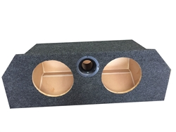 22005-2014 Mustang Subwoofer Box
