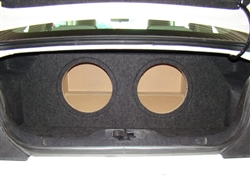 Mustang Subwoofer Box