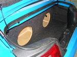 2005-2014 Mustang  Subwoofer Box