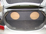 2010-11 Chevrolet CAMARO Subwoofer Box