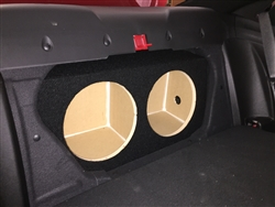 2016-2019 Chevrolet CAMARO Subwoofer Box