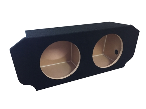 "2010 /& 2011 CAMARO SUB SUBWOOFER BOX With Amp Rack Area 2-10/"" by ZEnclosures"