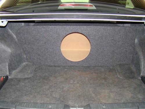 Custom sub enclosure affordable sub box 2003 2007 honda accord coupe or sedan subwoofer box thecheapjerseys Images