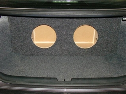 2013-2017 Honda Accord Subwoofer Sub Box