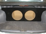 Dodge Avenger Subwoofer Box