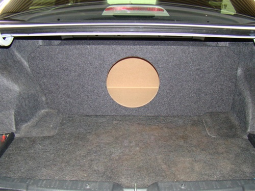 Custom Sub Enclosure Affordable Sub Box