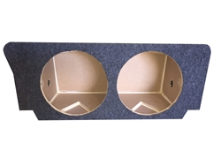 2008 & Up Dodge Challenger Subwoofer Box