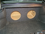 2011-2020 Dodge Charger Subwoofer Box
