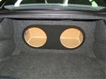 2011-2017 Dodge Charger Subwoofer Box
