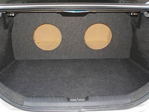 Honda Civic 2dr Subwoofer Box & Custom Sub Enclosure | Affordable Sub Box Aboutintivar.Com