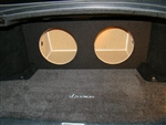 Lexus GS350 Gs460 Sub subwoofer Box