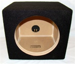"Alpine 12"" Type X Subwoofer Enclosure"