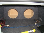 2006-13 Chevy Impala Subwoofer Box