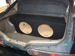 1994-2001 Acura Integra Subwoofer Box