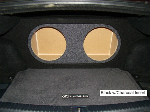 Custom sub enclosure affordable sub box lexus is350 is250 sub subwoofer box thecheapjerseys Images
