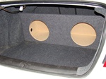 2005-2010 VW Volkswagon Jetta Subwoofer Box