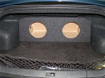 2009-2015 Nissan Maxima single/dual Subwoofer Box