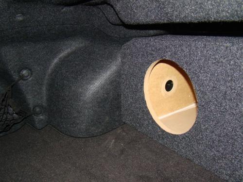 "ZEnclosures 2-12/"" Subwoofer Sub Speaker Box for the 2009-2014 Nissan Maxima"
