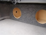 Pontiac Grand Prix Subwoofer Box