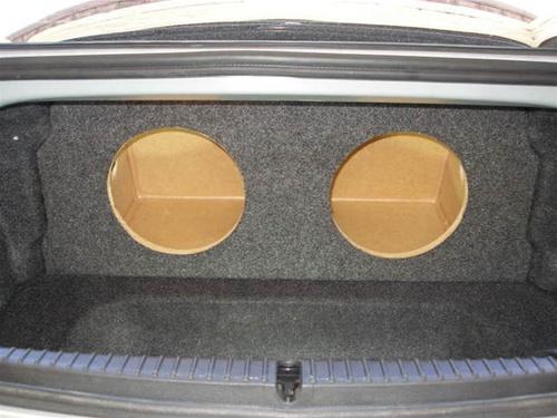 Custom Sub Enclosure Affordable Sub Box - Acura tl subwoofer enclosure