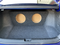 Accord Subwoofer Box