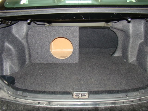 Custom sub enclosure affordable sub box 2012 17 toyota camry subwoofer box thecheapjerseys Choice Image