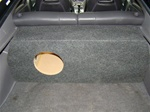 2000-2005 Toyota Celica Subwoofer Box
