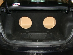 2011-2014 chevy cruz sub box