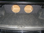 2000-2006 Lincoln Ls Subwoofer Box