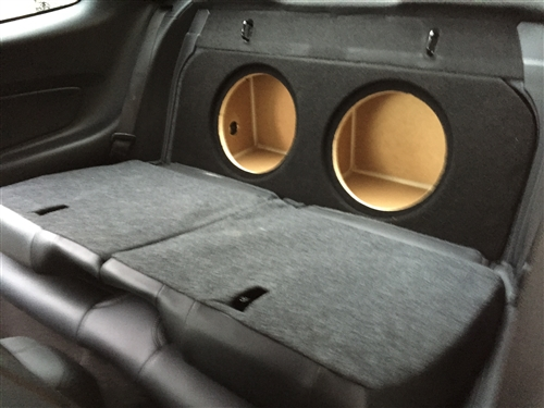 Custom sub enclosure affordable sub box 2015 mustang subwoofer box thecheapjerseys Images