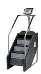 Stairmaster 7000PT Stepmill Silver Display