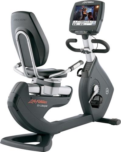 Buy Life Fitness 95r Engage Recumbent Bike Refurbished