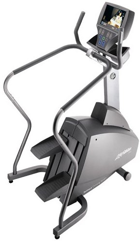buy life fitness 95se stair stepper refurbished for sale. Black Bedroom Furniture Sets. Home Design Ideas