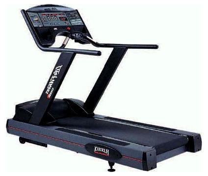 Life Fitness 9700HR Next Generation Treadmill Refurbished ...