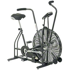 Schwinn AD4 Airdyne Upright Bike Image