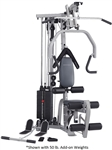 BodyCraft GL-150 Strength Training System (New) Image