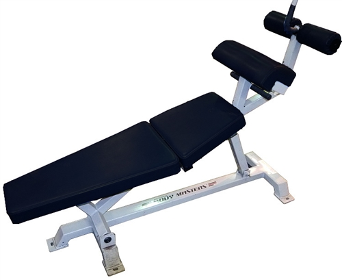 BodyMasters Decline Portable Bench (Remanufactured)