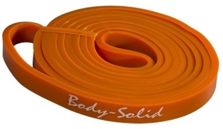 "Body Solid Lifting Band - 1/2"" Orange Image"