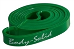 "Body Solid BSTB2 Lifting Band - 3/4"" Green Image"