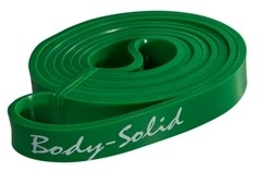 "Body Solid Lifting Band - 3/4"" Green Image"
