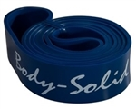"Body Solid BSTB4 Lifting Band - 1 3/4"" Blue Image"