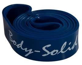 "Body Solid Lifting Band - 1 3/4"" Blue Image"