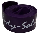 "Body Solid BSTB5 Lifting Band - 2 1/2"" Purple Image"