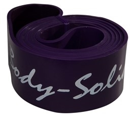 "Body Solid BSTB5 Tools Resistance - 2 1/2"" Purple Image"