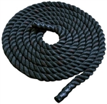 2 in. dia. - 30 ft Fitness Training Rope Image