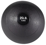 Body Solid BSTHB25 Slam Ball Red 25 Lbs. Image